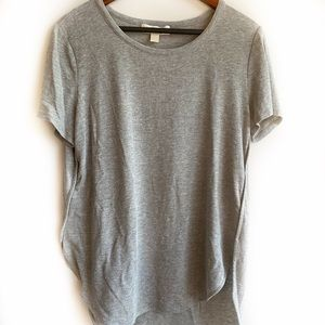 Michael Kors Grey Long Shirt